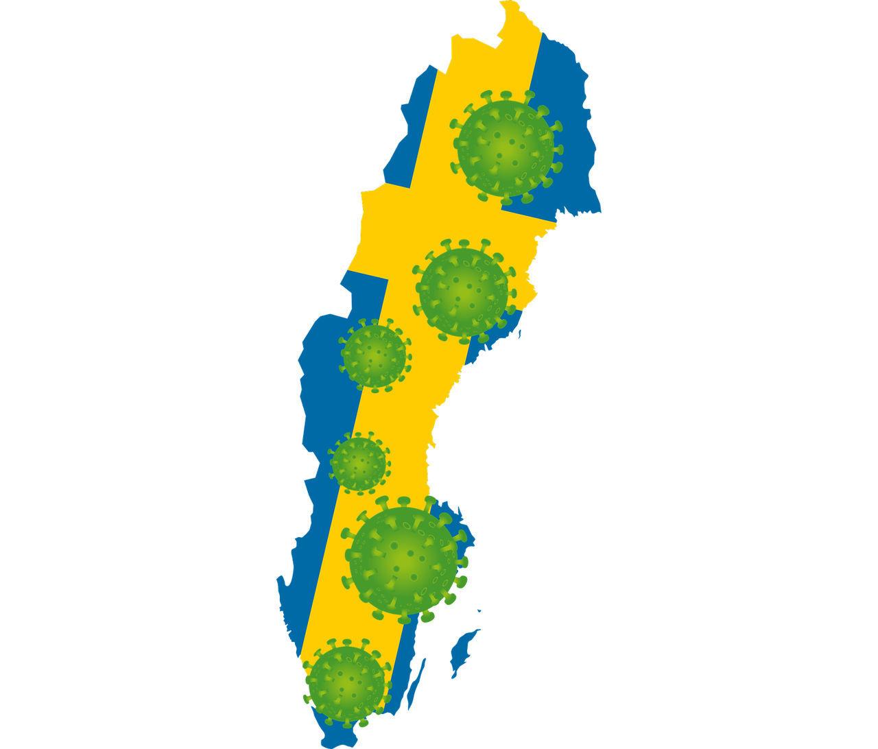 WHO anser fortfarande att Sverige är ett riskland för covid-19