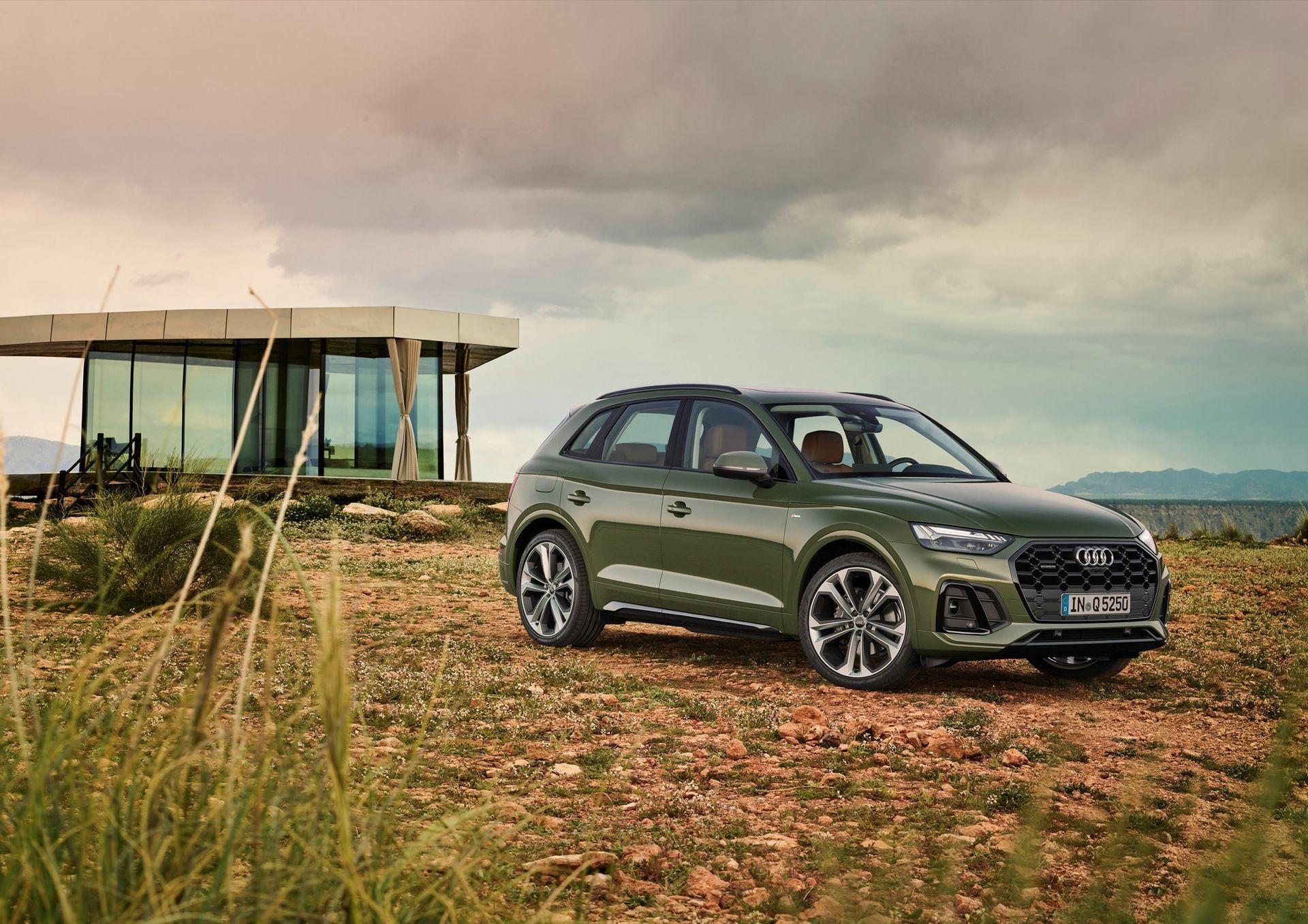 Audi lyfter Q5