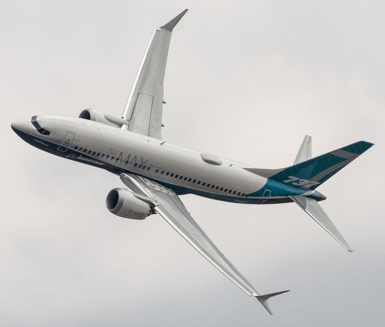 Boeing återupptar testerna av 737 Max