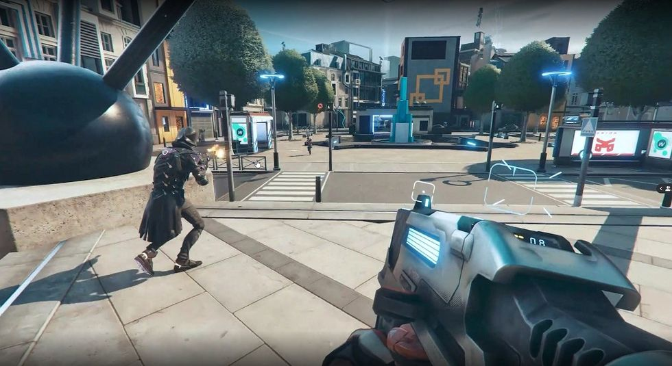 Ubisoft verkar ha eget battle royale-spel på ingång