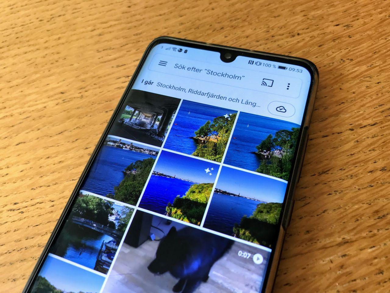 Google Photos slutar ladda upp bilder från andra appar