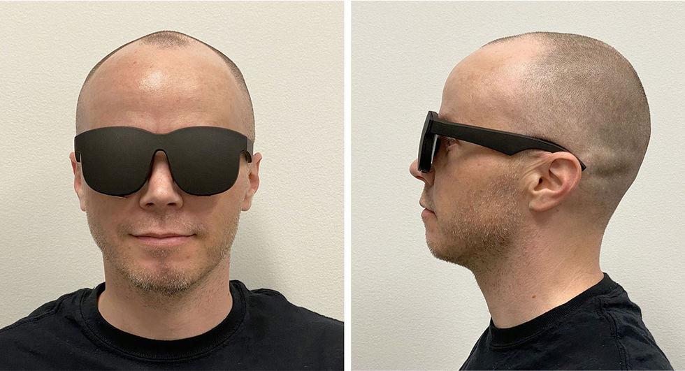 Framtidens VR-headset enligt Facebook