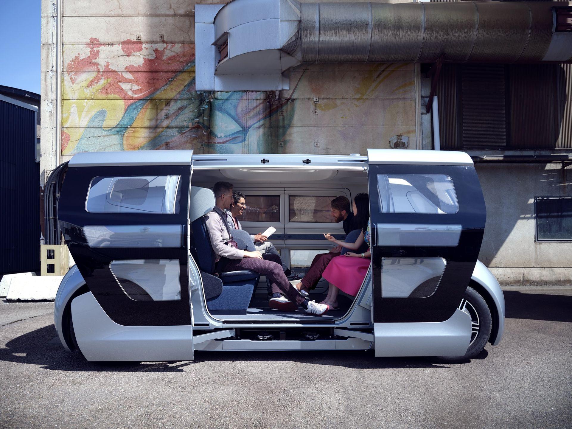 NEVS har tagit fram en självkörande bil som man delar