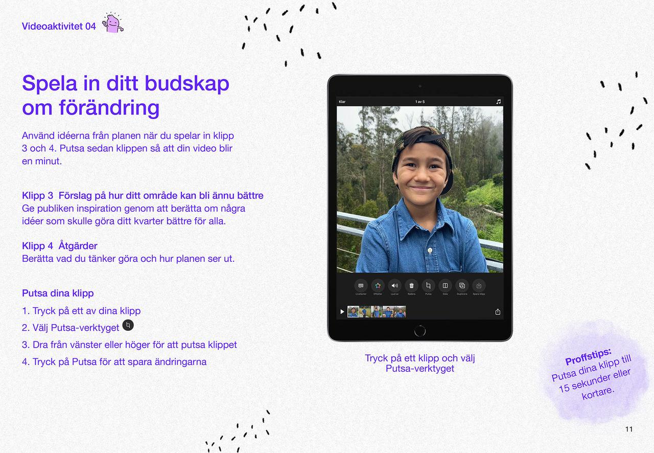 Apple håller virtuellt sommarläger