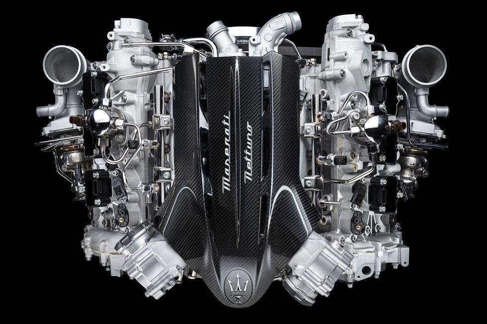 Det här är Maseratis nya V6:a