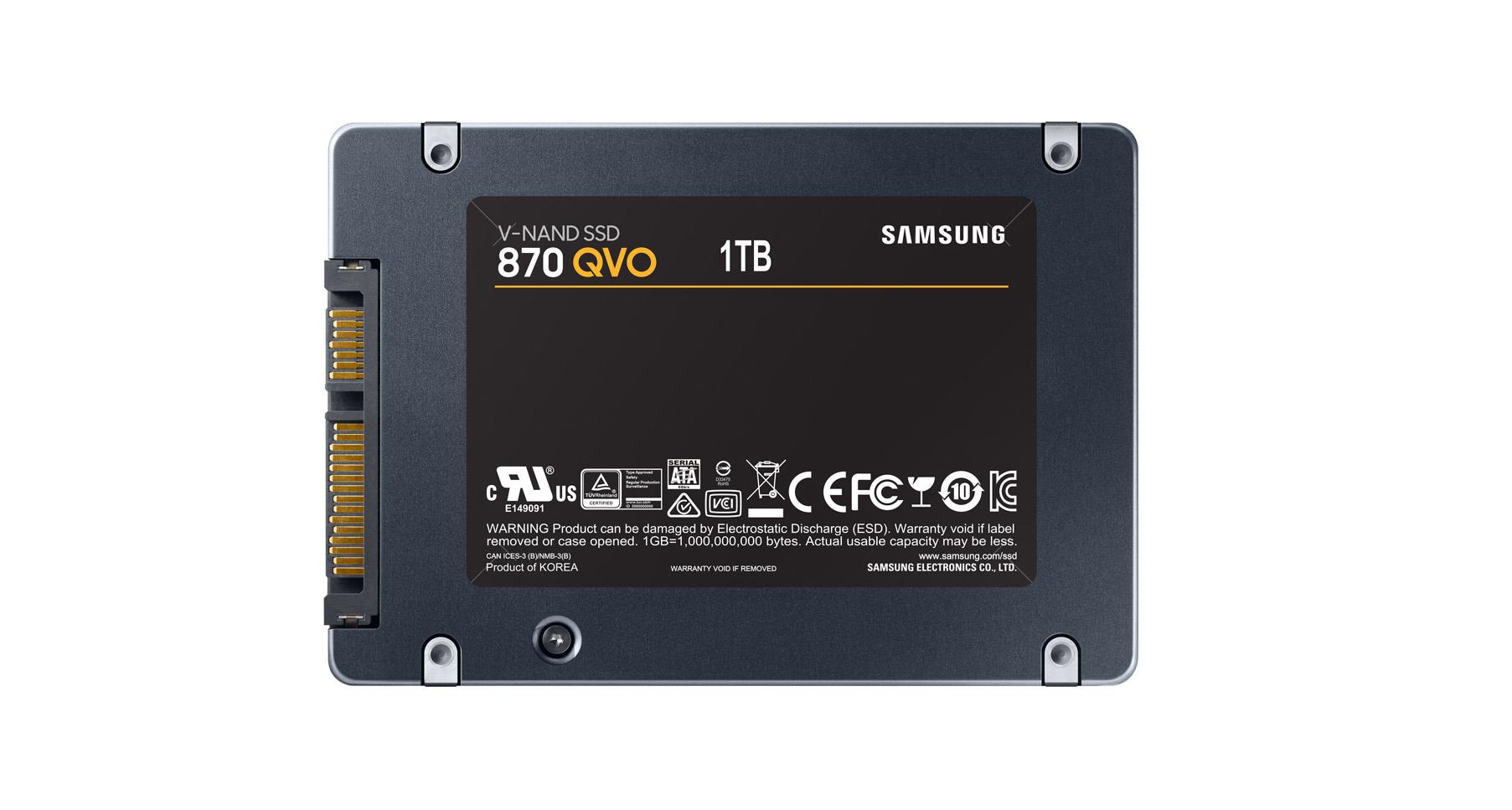 Samsung presenterar ny SSD med 8TB Låter dig installera Modern Warfare minst tre gånger