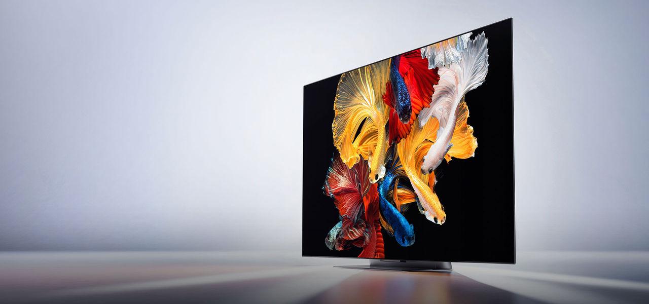 Xiaomi visar upp sin första OLED-TV