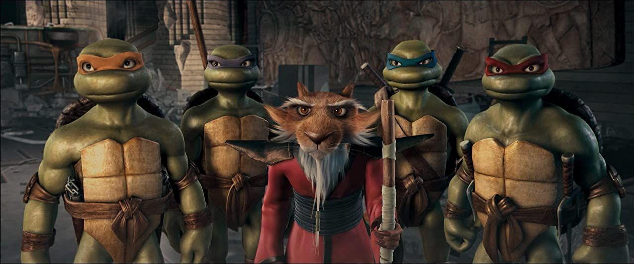 Seth Rogen jobbar på reboot av Turtles