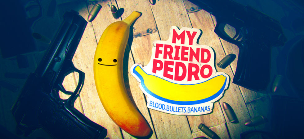 My friend Pedro ska bli tv-serie