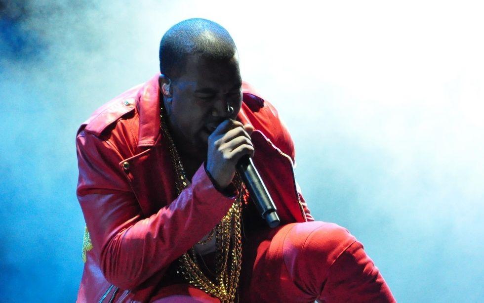 Kanye West vill bli president