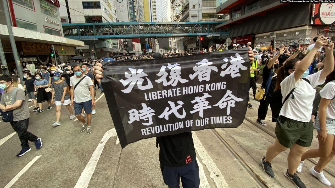 Facebook slutar lämna ut data till Hongkongs myndigheter