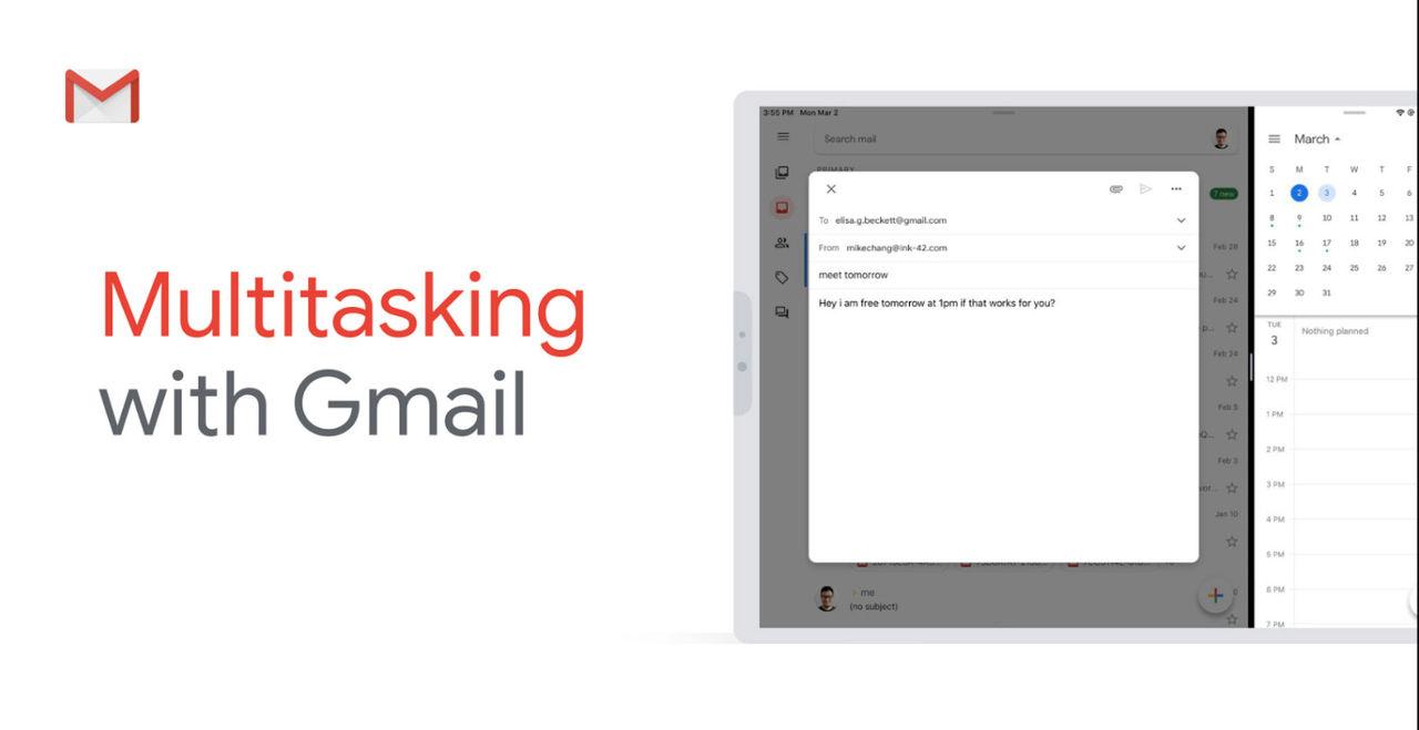 Gmail får äntligen split view-stöd på iPad