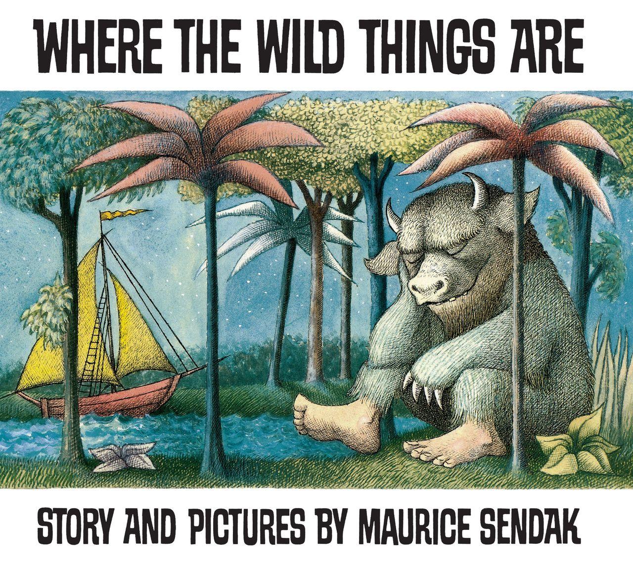 Apple ska göra tv av Where the Wild Things Are