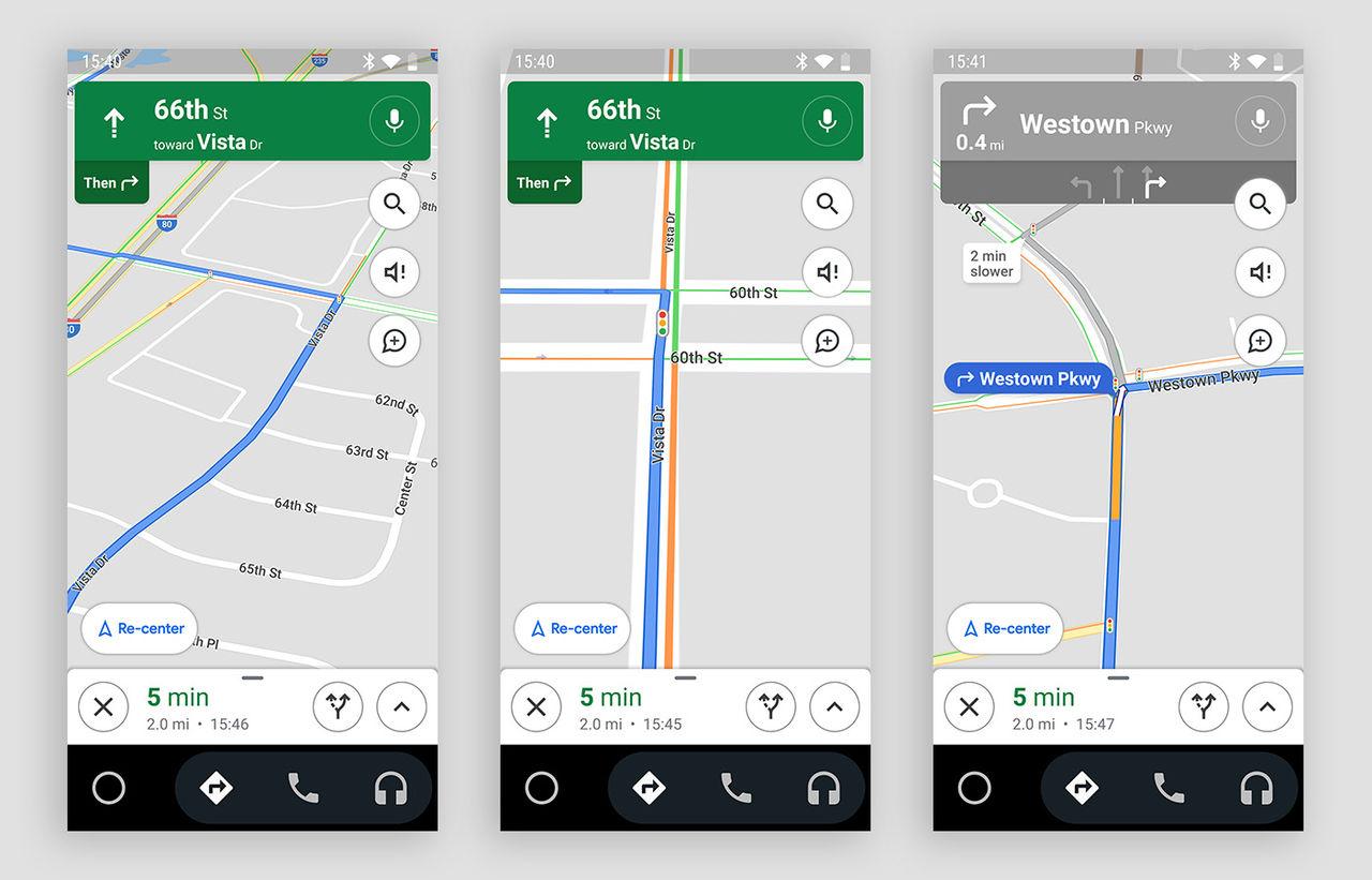 Trafikljus verkar vara på ingång till Google Maps
