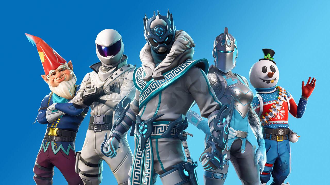 Sony köper in sig i Epic Games