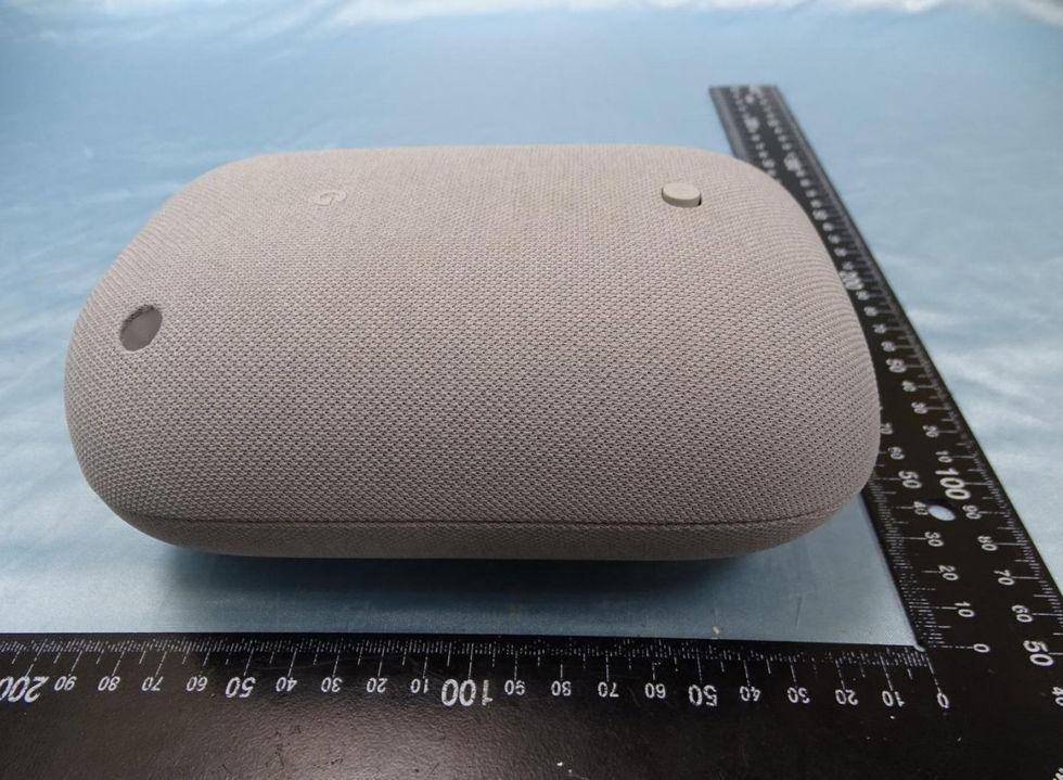 Så här kommer nästa Nest-högtalare att se ut