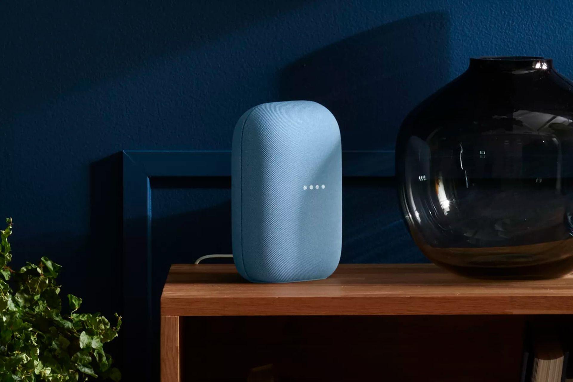 Google visar upp ny Nest-högtalare