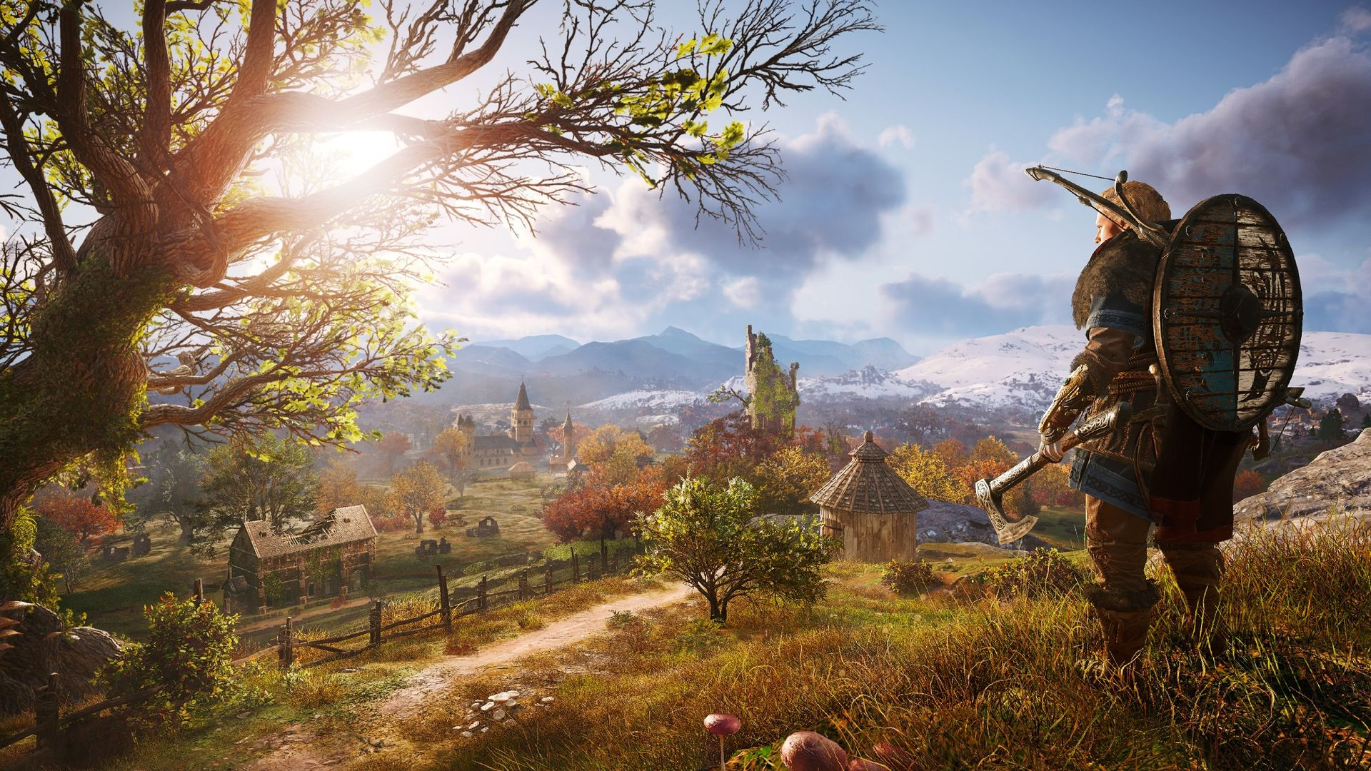 Assassin's Creed: Valhalla ger oss mer av det goda