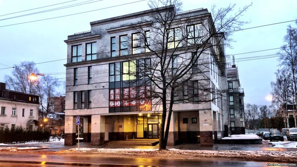 USA attackerade rysk trollfabrik 2018