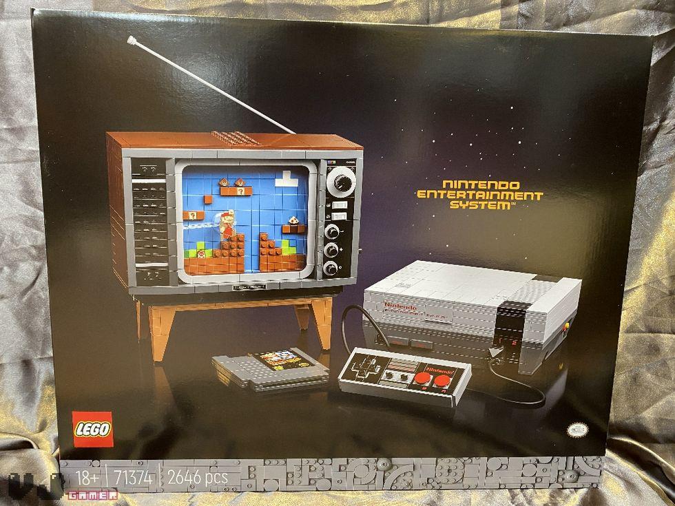 LEGO ska släppa NES-konsol