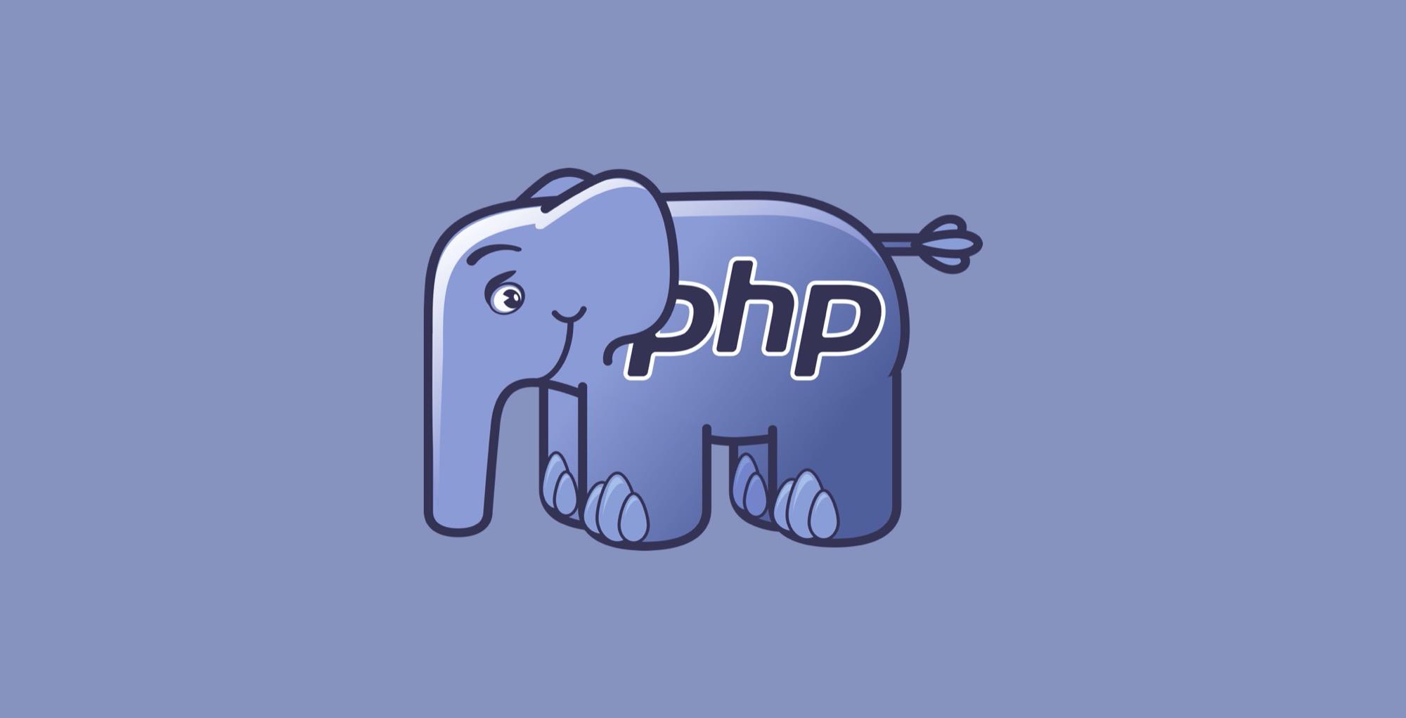 Microsoft kommer inte att utveckla för PHP 8 Anser att stödet i WSL räcker?