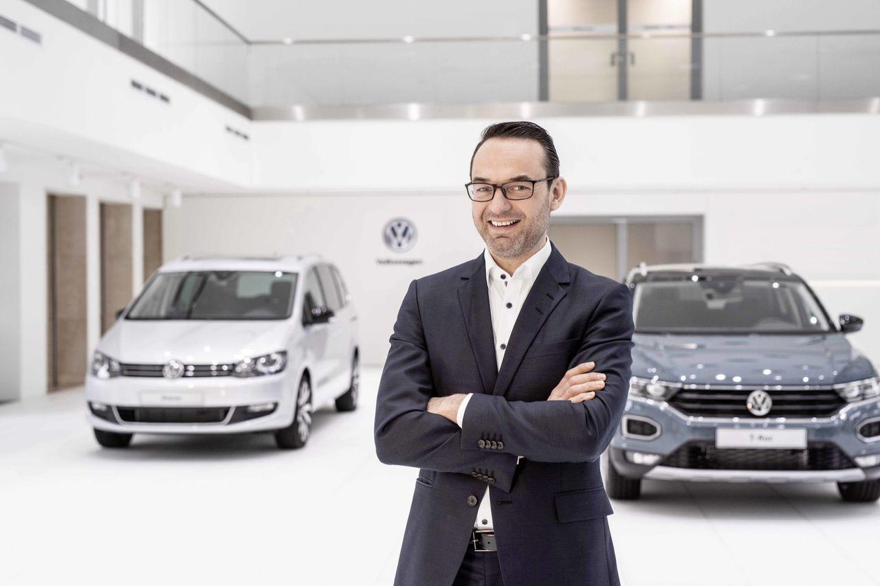 Volkswagen sparkar sin mjukvaruchef