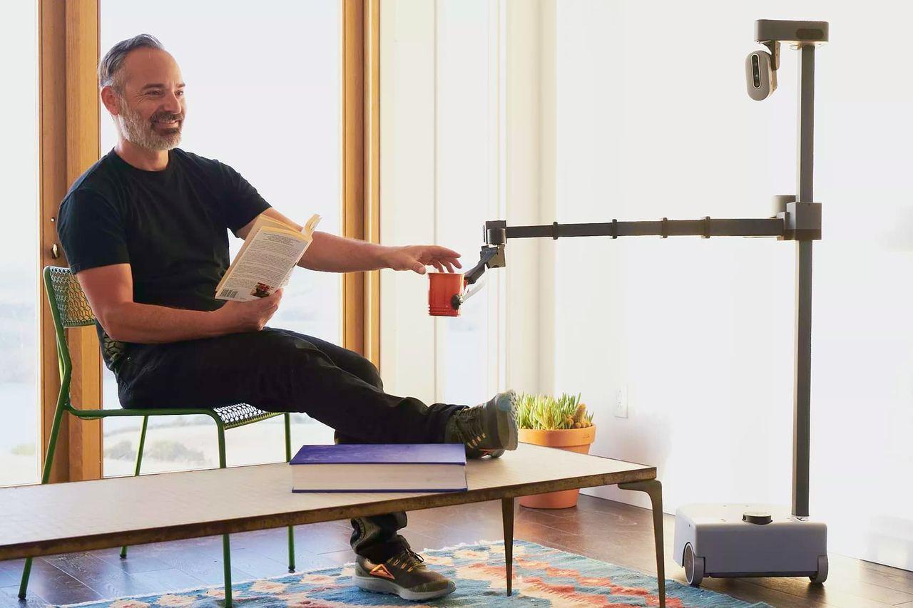 Roboten Stretch ska hjälpa till i hemmet