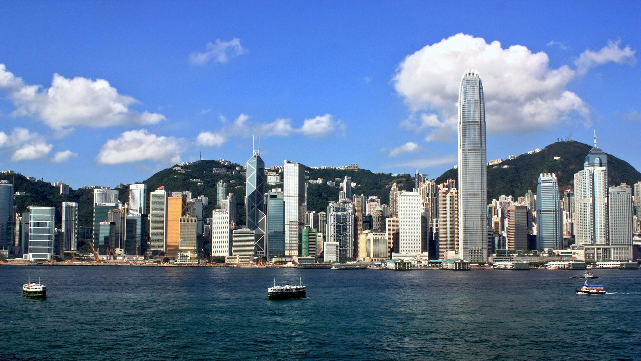 USA kommer att börja behandla Hongkong som Kina