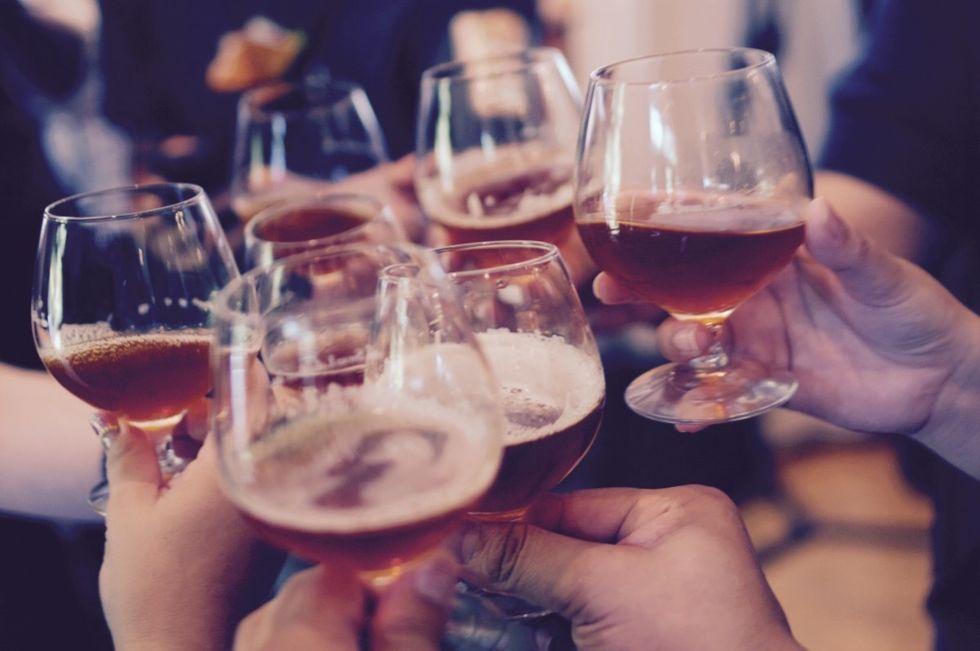 Tut i luren! Idag är det ölets dag!