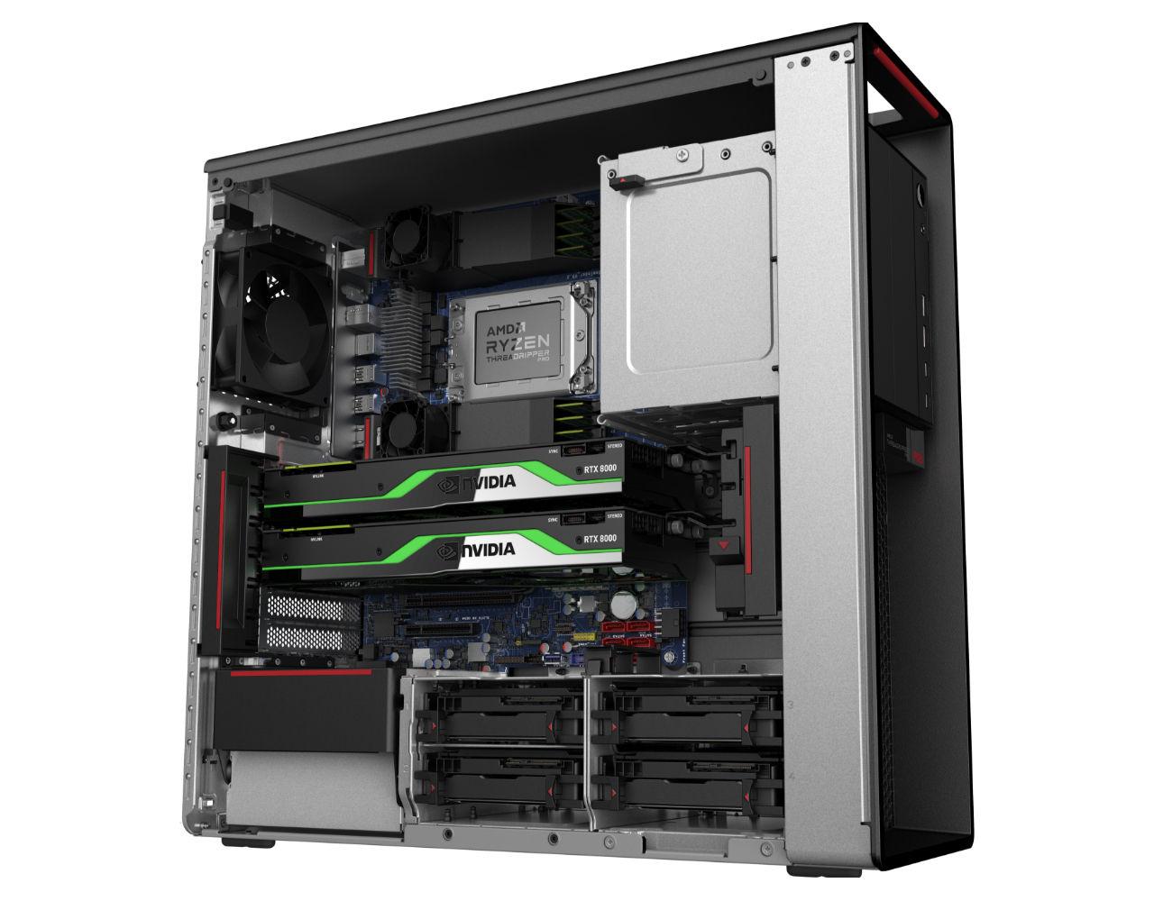 AMD släpper Ryzen Threadripper Pro tillsammans med Lenovo