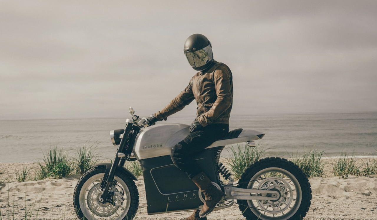 Tarforms eldrivna motorcykel är redo för produktion