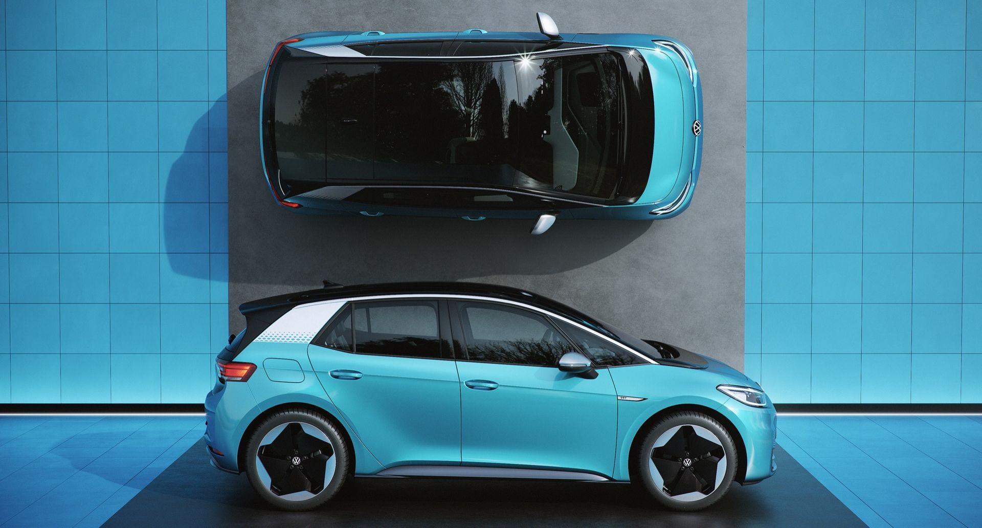 Försäljningen av Volkswagen ID.3 drar igång 20 juli