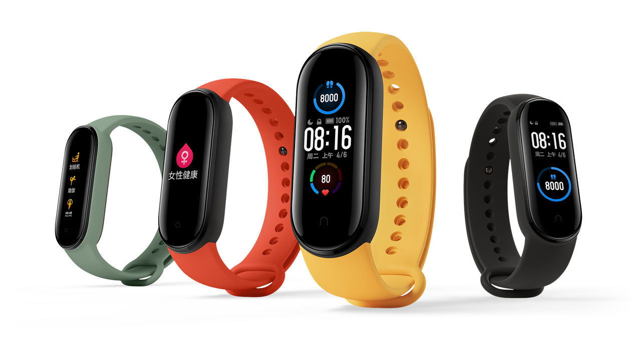 Xiaomi Mi Smart Band 5 släpps i Sverige