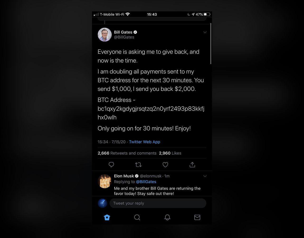 Twitter bekräftar att 130 konton attackerades i veckan
