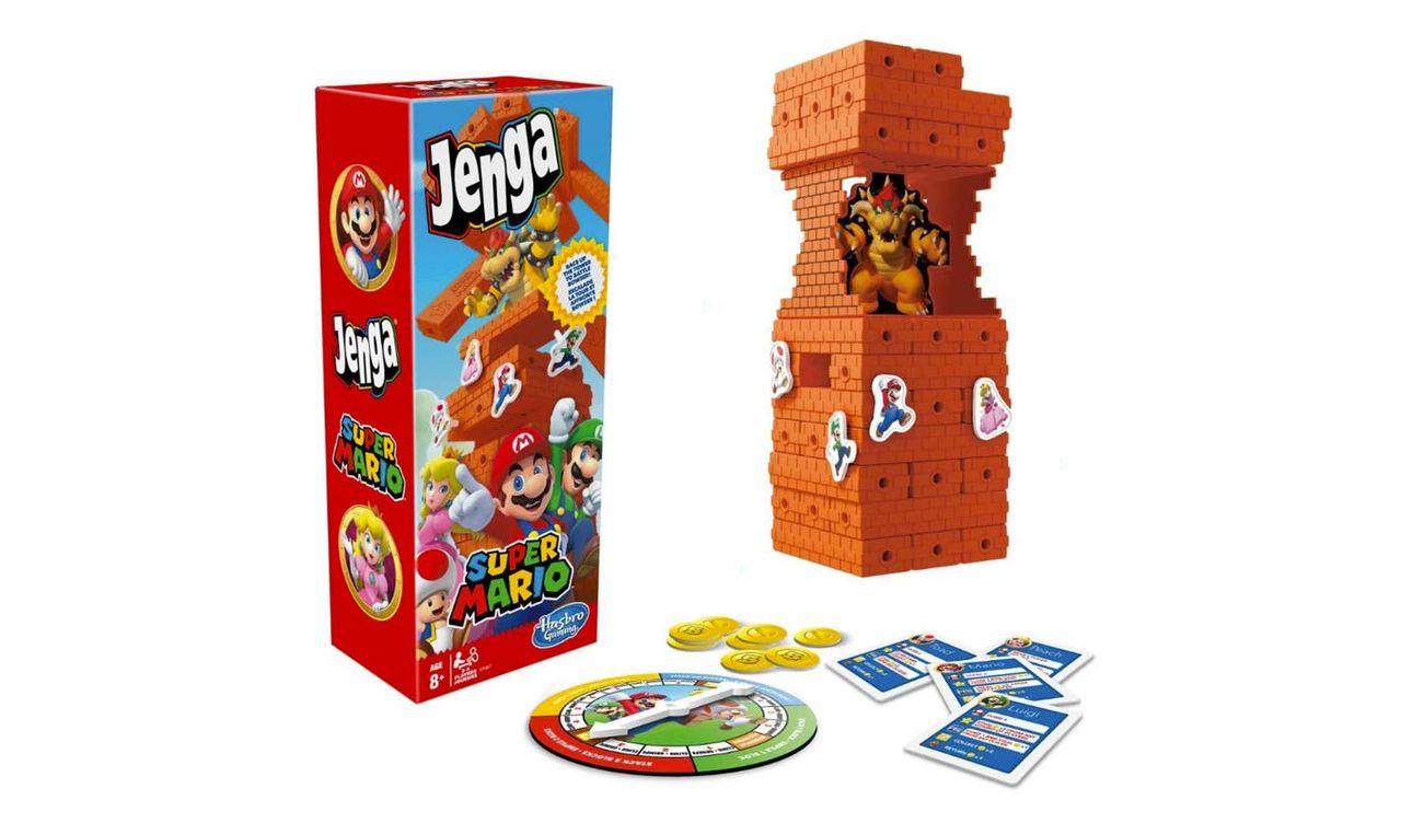 Fira Super Marios 35-årsdag med Jenga