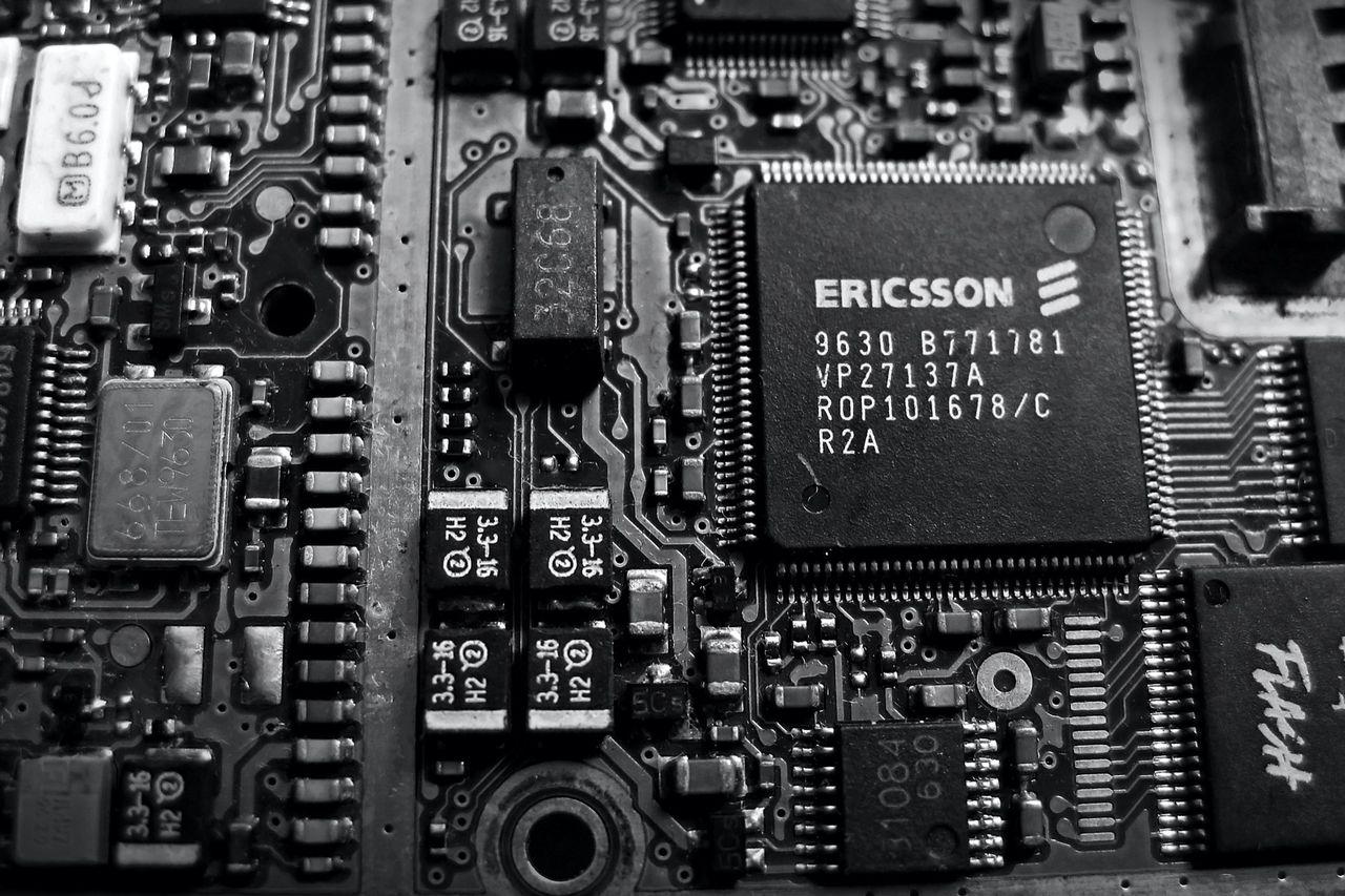 Kina kan förbjuda Ericsson att exportera grejer från landet