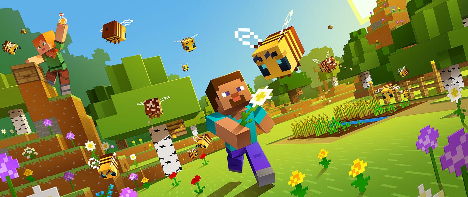 Minecraft säger hejdå till Amazon Nu flyttas Minecraft Realms över till Microsofts egen molntjänst Azure