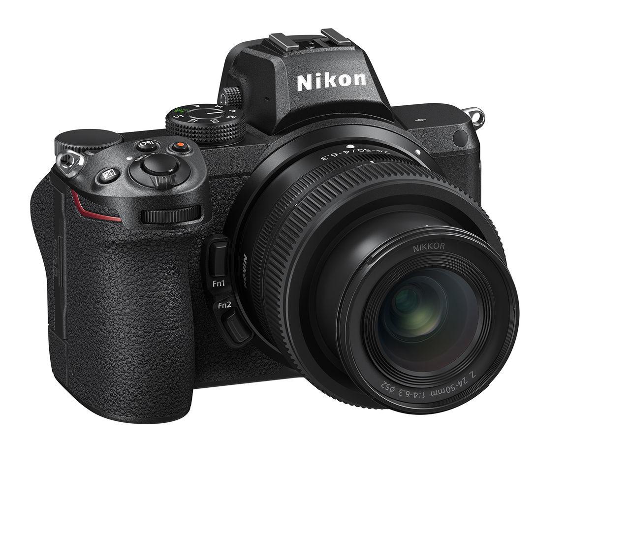 Nikon presenterar instegskameran Z5