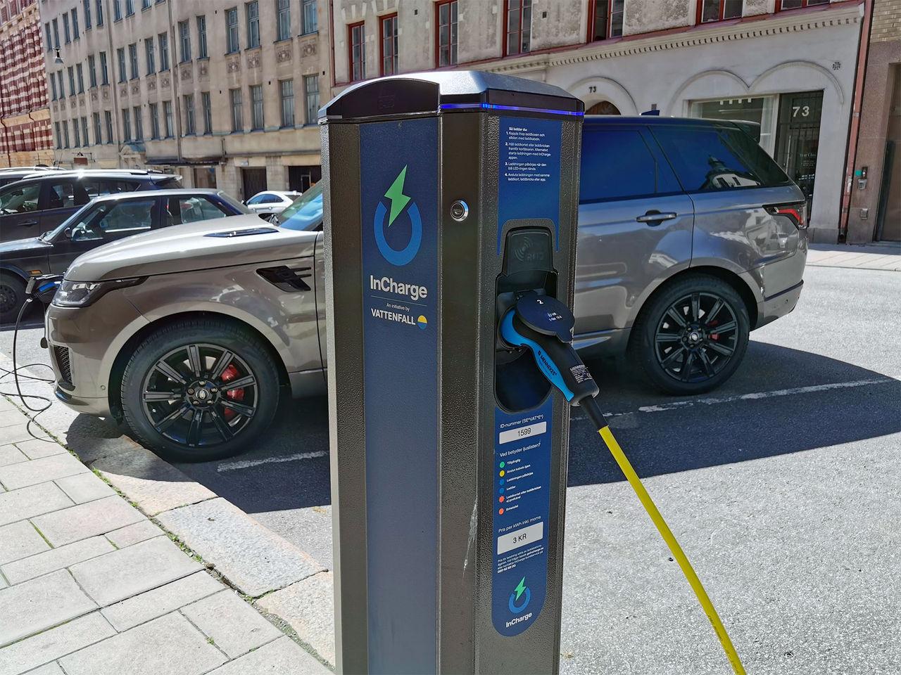 43 procent kan tänka sig en elbil vid nästa bilköp