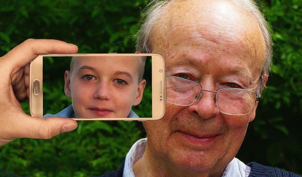 Android 11 tillåter inte att kameror manipulerar ansiktsbilder