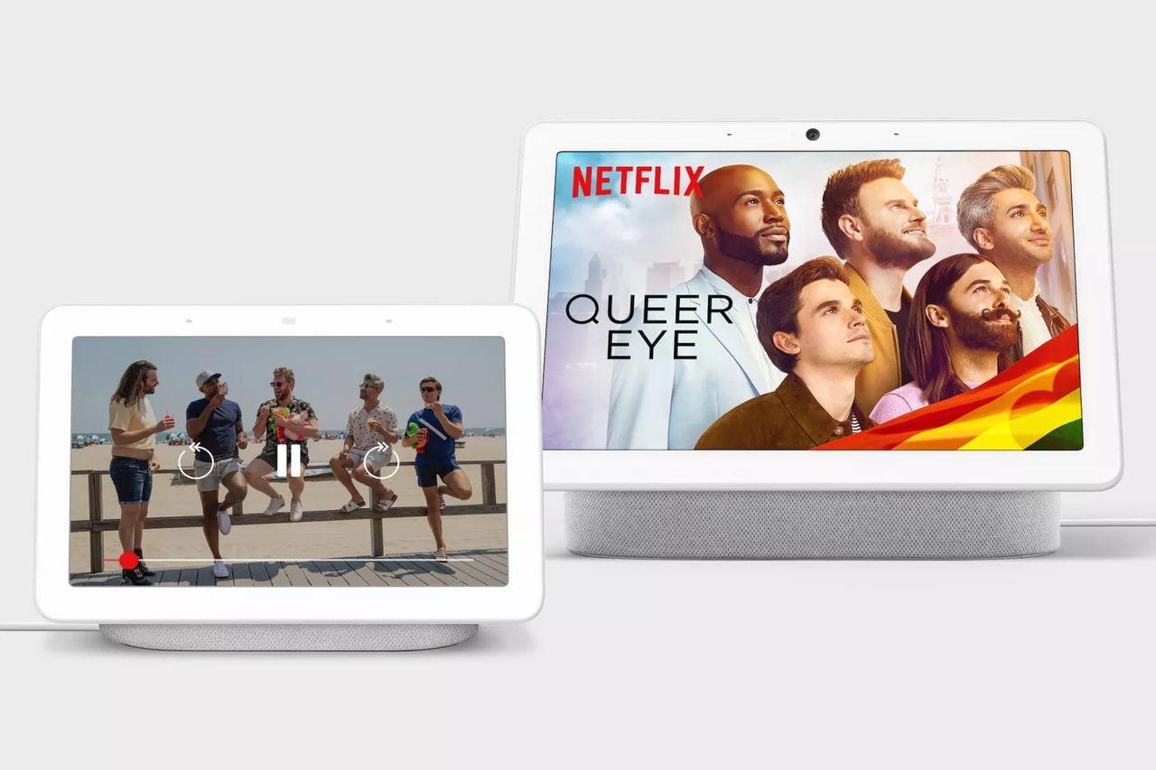 Nu kan du kolla på Netflix på Nest Hub