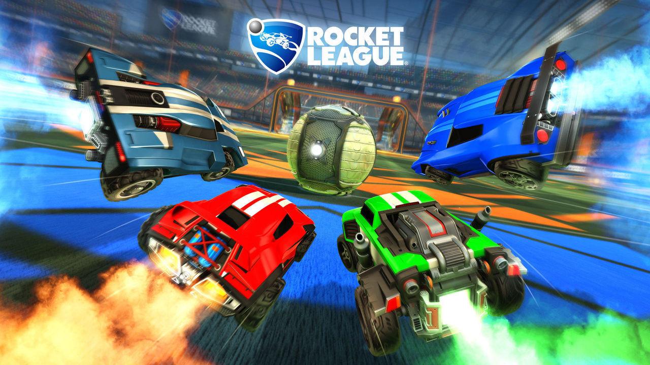 Rocket League blir free-to-play senare i sommar