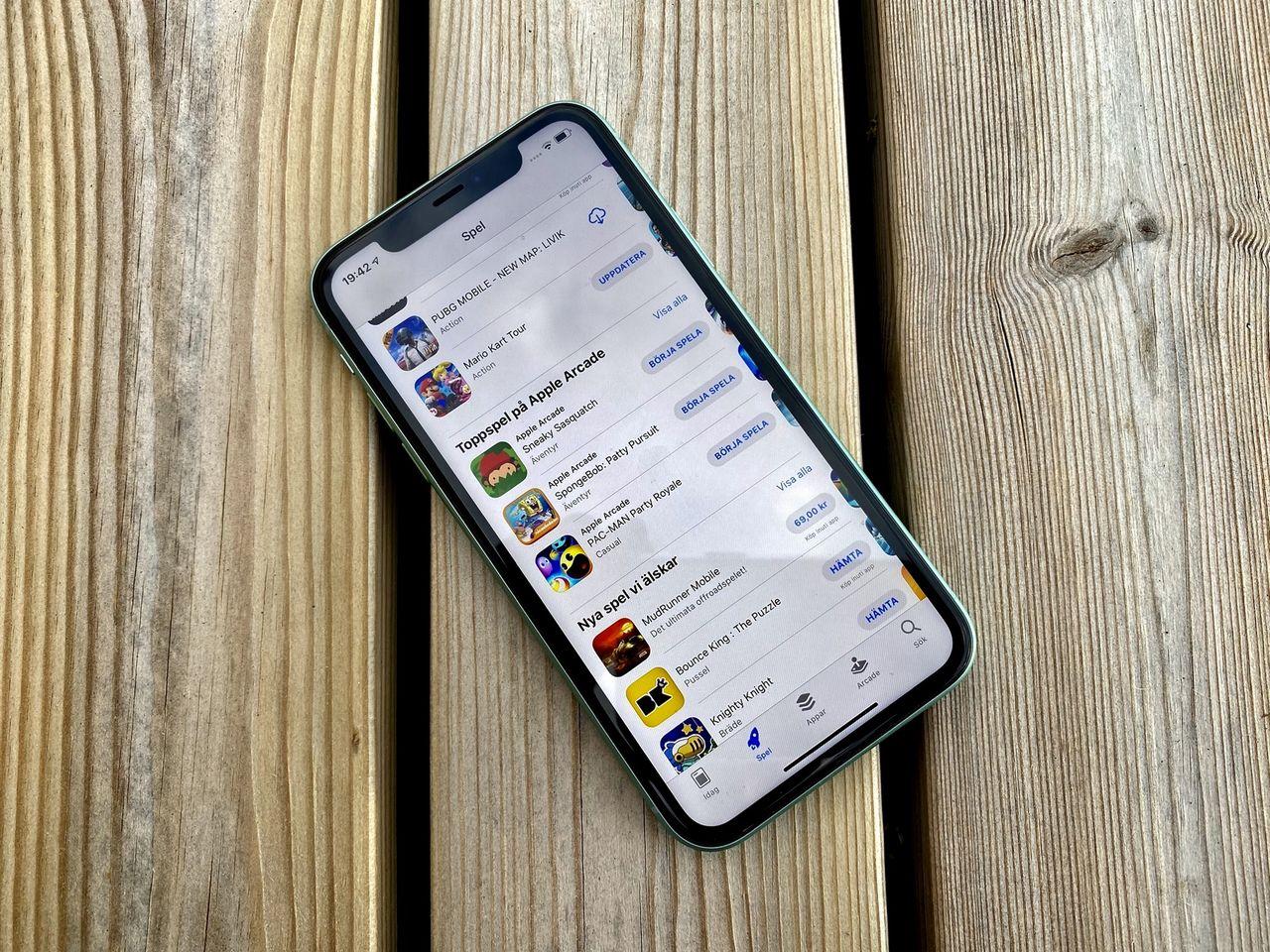Apple försvarar sin procentandel på försäljning i App Store