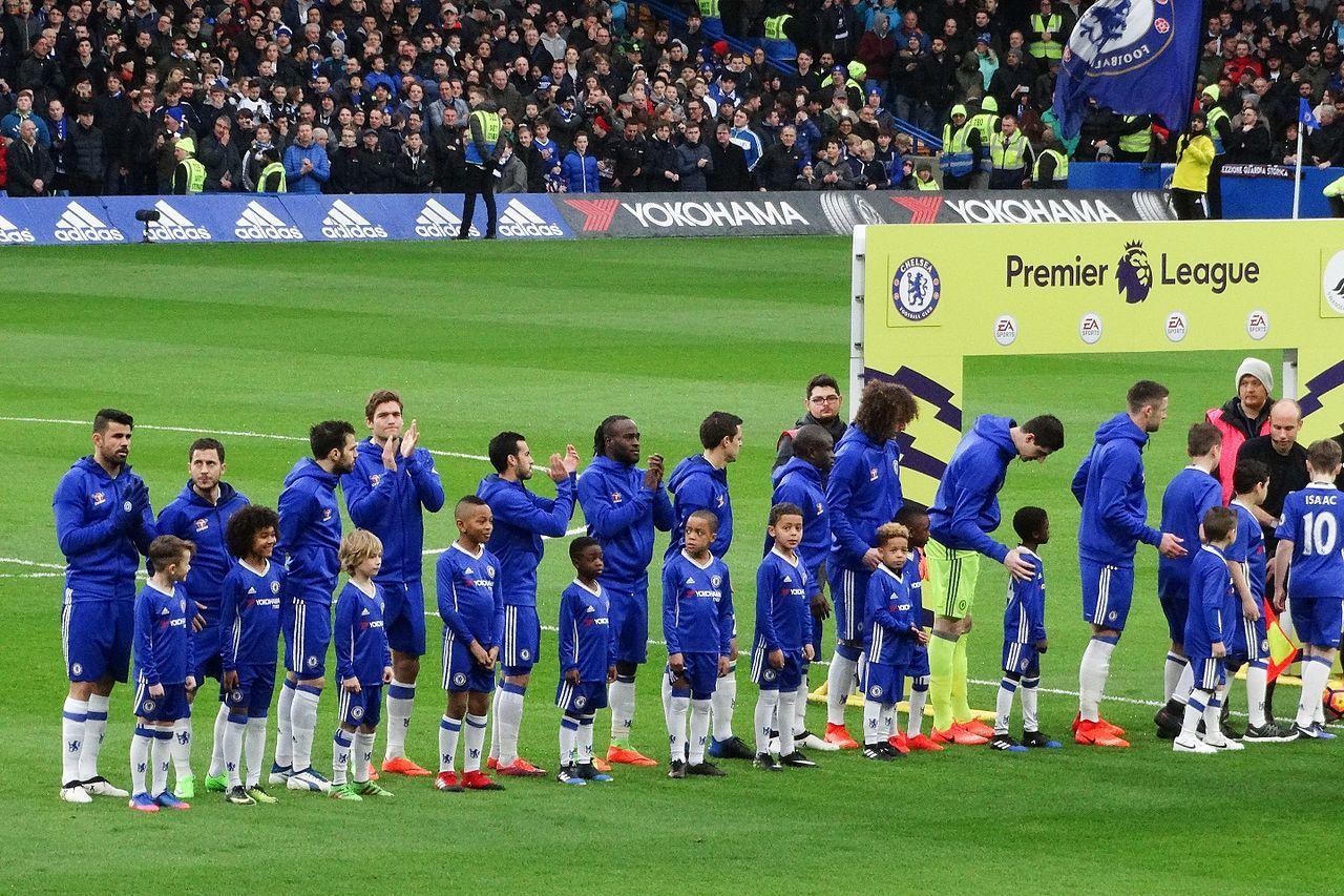 Kina slutar visa brittiska Premier League