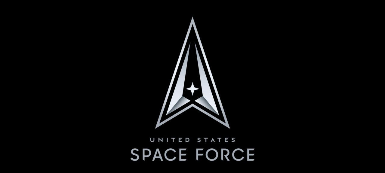 U.S. Space Force presenterar logotyp och motto
