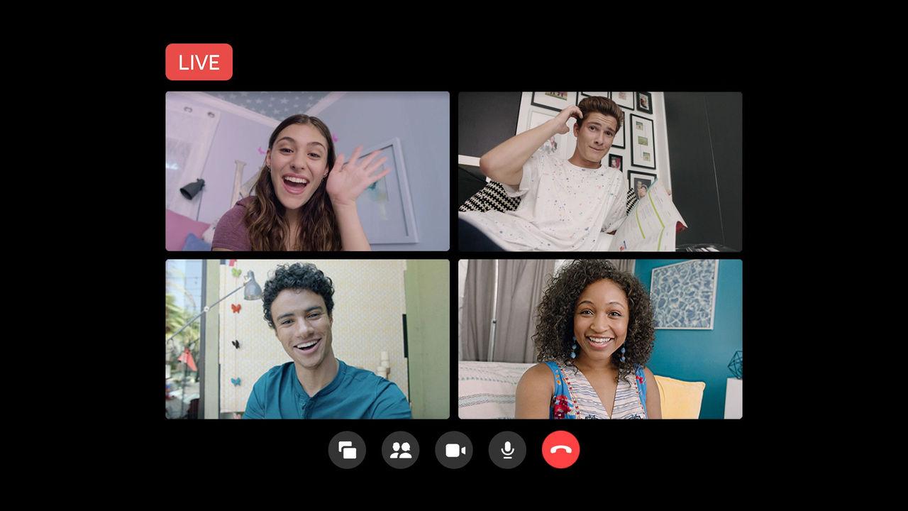 Nu kan man sända live från Facebook Messenger