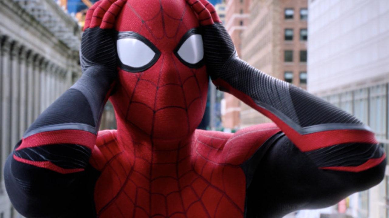 Även nästa Spider-Man skjuts upp