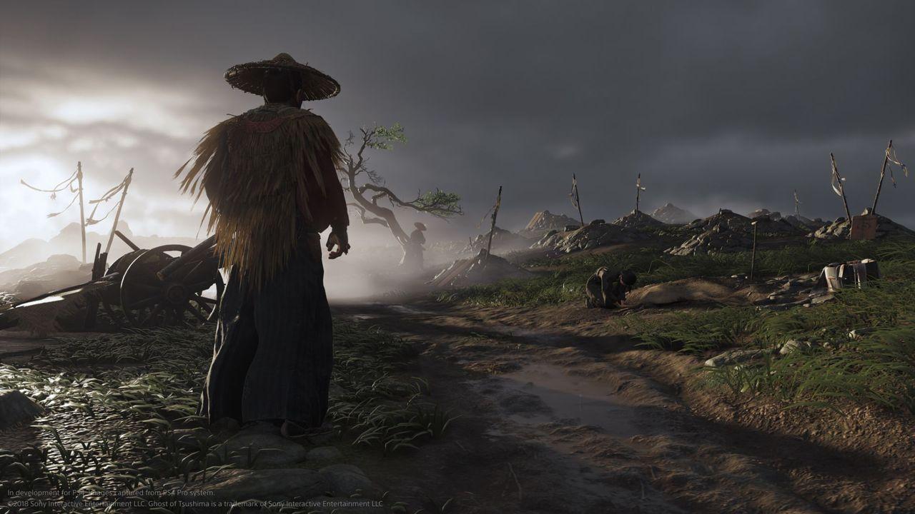 Ghost of Tsushima slår säljrekord