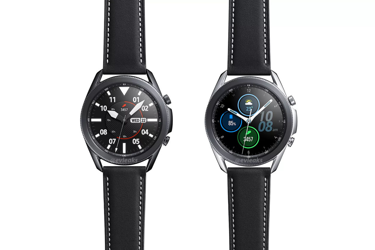 Svara med näven med Galaxy Watch 3