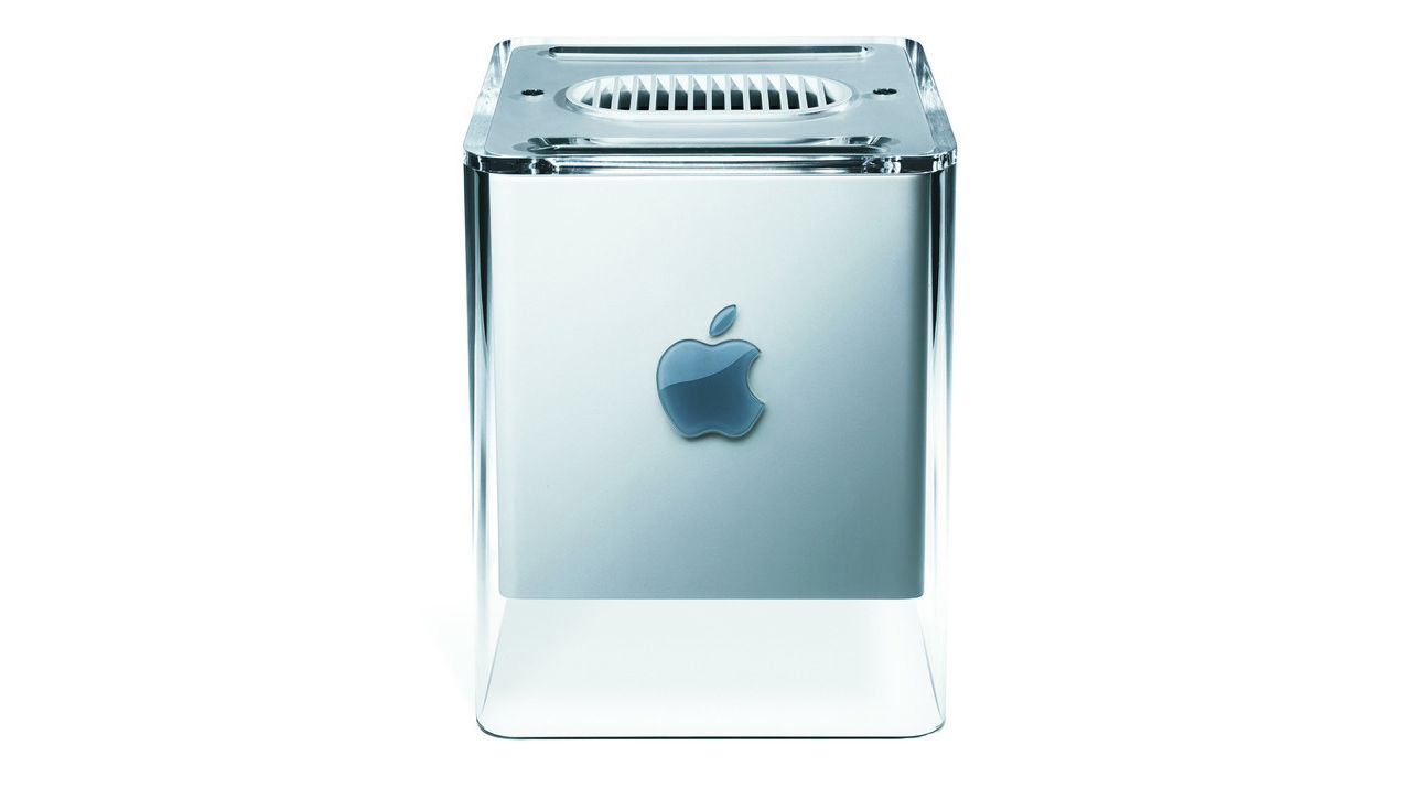 20 år sedan Apple släppte Power Mac G4 Cube